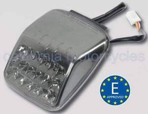 Piloto Trasero Led Homologado Para Harley-Davidson® V-ROD® Custom Led Tail Lamp