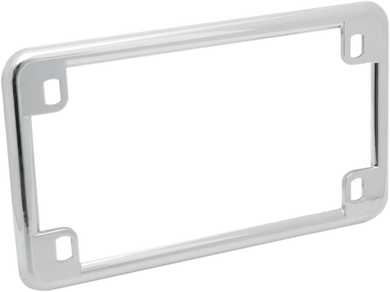 CHRIS PRODUCTS CHROME LICENSE PLATE FRAMES LICENSE PLATE FRAME