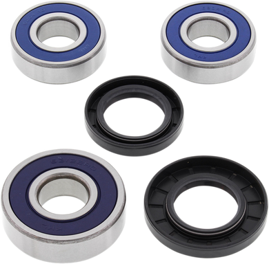 ALL BALLS WHEEL BEARING AND SEAL KITS WHEEL BEARING KIT 25-1257