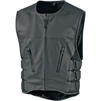 Chaleco Motorista Icon Con Regulator D3O Stripped Vest TALLA L/XL