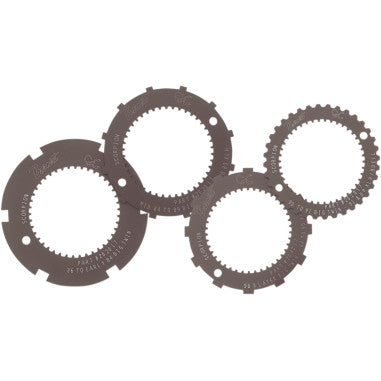 SCORPION CLUTCH LOCK PLATES FOR HARLEY-DAVIDSON