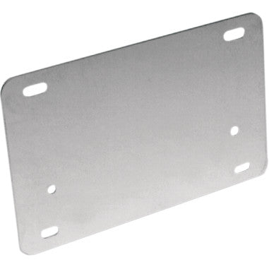 LICENSE BACKING PLATE FOR HARLEY-DAVIDSON