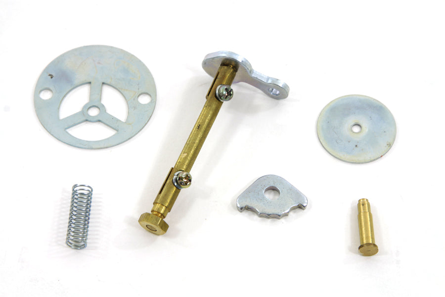 Linkert Carburetor Choke Shaft Rebuild Kit For Harley-Davidson FL 1948-1965