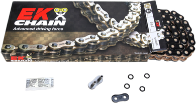 EK ZVX3 SEALED EXTREME SPORTBIKE SERIES CHAINS CHAIN 530ZVX3 X 120 BLK