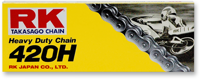RK STANDARD (M) CHAIN RK M420 X 136 LINKS