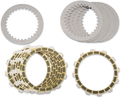 BARNETT CLUTCH KITS, DISCS AND SPRINGS CLUTCH PLATE KIT YAM