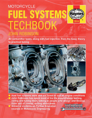 HAYNES MOTORCYCLE FUEL SYSTEMS MANUAL, M/C FUEL SYSTEMS