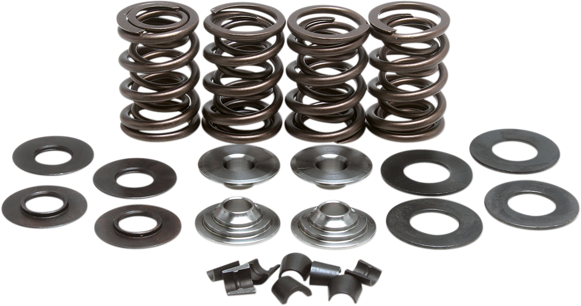 KIBBLEWHITE LIGHTWEIGHT RACING VALVE SPRING KITS VALVE SPRING KIT GS500E