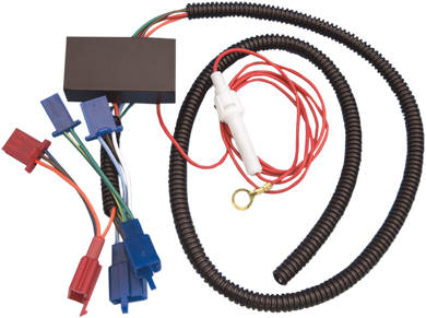 SHOW CHROME ELECTRONICALLY ISOLATED TRAILER WIRE HARNESS TRAILER WIRE HARNESS