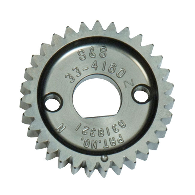 S&S Oversized Pinion Gear For Harley-Davidson