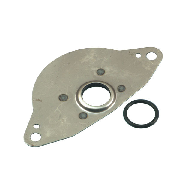 Oil Deflector Plate, Starter For Harley-Davidson