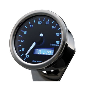 Velona 60mm Tachometer 18000 Rpm For Harley-Davidson
