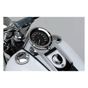 Alu Bezel For Softail Speedo For Harley-Davidson