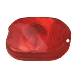 Repl Lens, 55-72 Taillight For Harley-Davidson