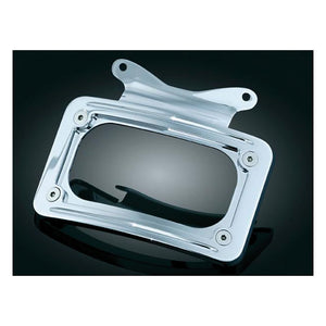 Kuryakyn Curved Licence Plate Mount For Harley-Davidson
