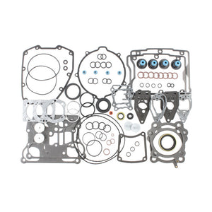 "Motor Est Gasket Set, 4"" Bore For Harley-Davidson"