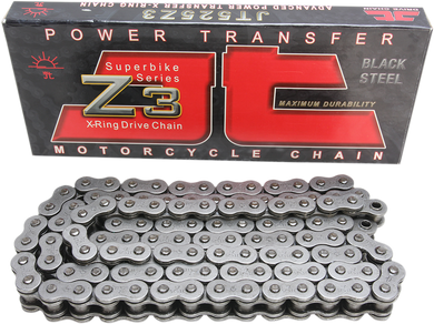 JT CHAINS JT DRIVE CHAINS CHAIN X-RING 525 X 120 ST