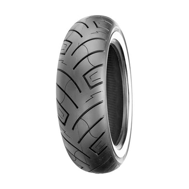 Shinko 777 Rear Tire 170/80B15 (83H) WW White Wall 87-4593