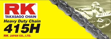 RK HEAVY-DUTY CHAIN (H) CHAIN RK 415H X 110 LINKS