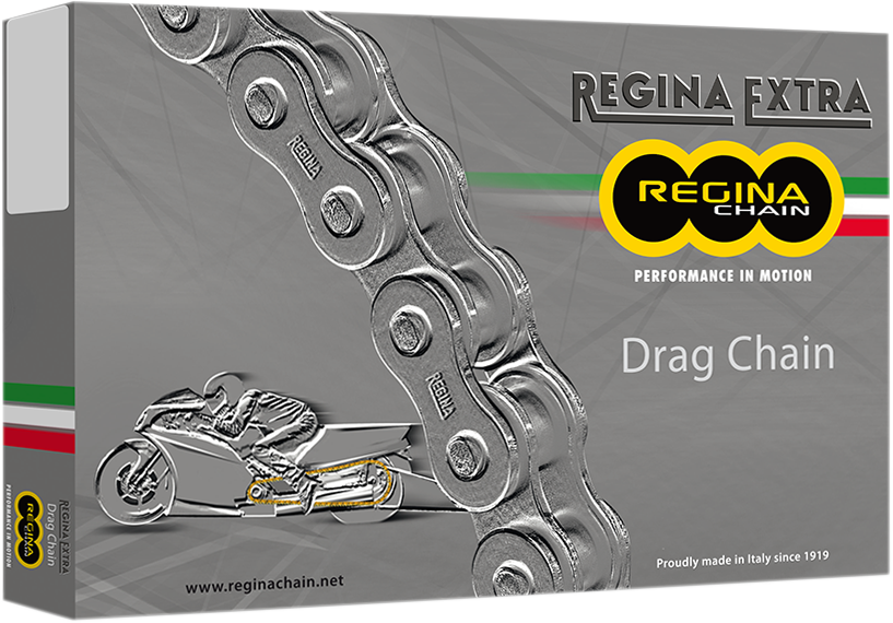 REGINA 520/530DR REGINA DRAG RACING CHAIN CHAIN 520DR X 150 LINKS