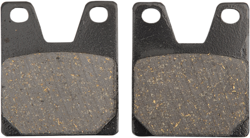 EBC BRAKE PADS AND SHOES EBC DISC PAD SET