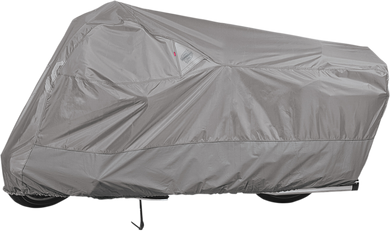 DOWCO GUARDIAN® WEATHERALL™ PLUS MOTORCYCLE COVERS COVER WEATHERALL GRAY XXL