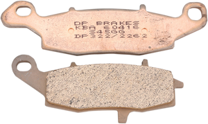 DP BRAKES BRAKE SHOES PAD, KAW/SUZ, FRT