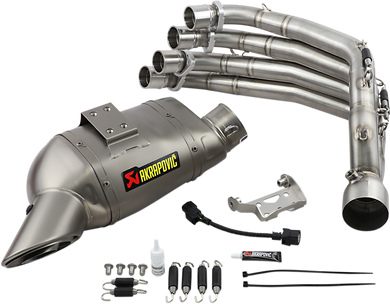 AKRAPOVIC RACING LINE COMPLETE EXHAUST SYSTEMS EXHAUST SS/TI CB650F