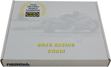 REGINA 520/530DR REGINA DRAG RACING CHAIN CHAIN 530DR X 160 LINKS