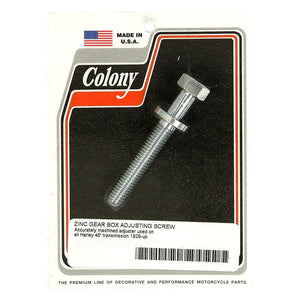 Colony Transm. Adjuster Bolt For Harley-Davidson