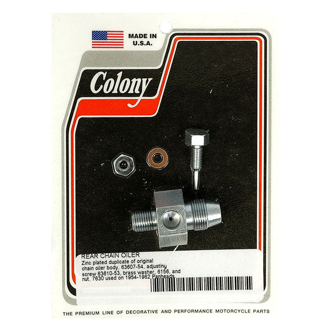 Colony Primary Chain Oiler Kit For Harley-Davidson