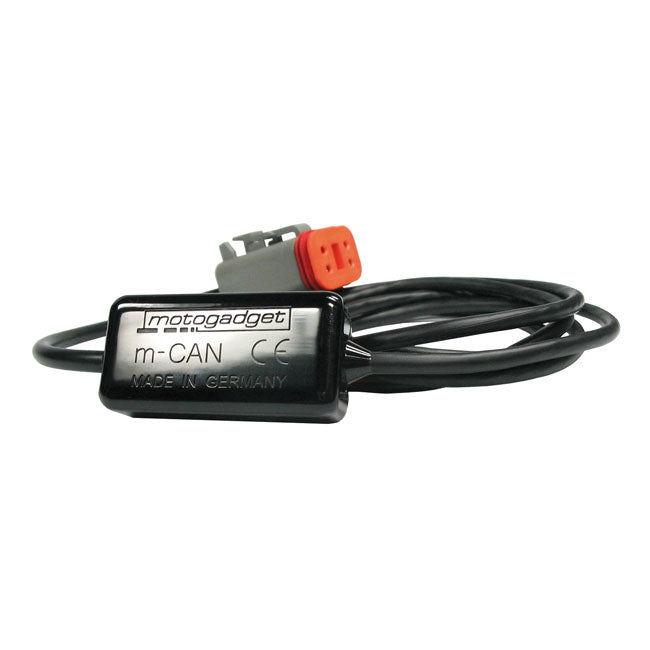 Motogadget M-Can Speedo Connector For Harley-Davidson