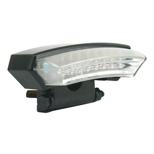 Monza Taillight Black - Led For Harley-Davidson