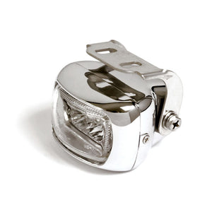 Utica, H3 Foglamp Clear Lens For Harley-Davidson