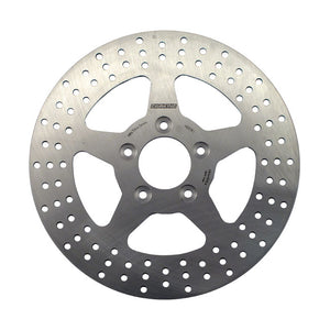 Braking Solid Brake Rotor, Front L&R For Harley-Davidson