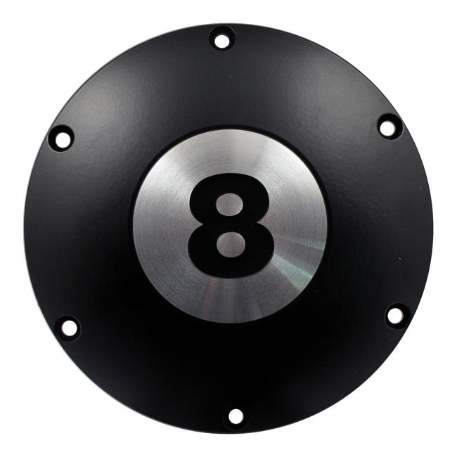 Hkc Derby Coverversion Eight Ball For Harley-Davidson