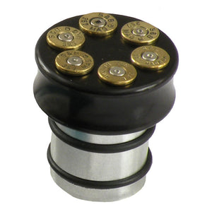 Cpv Oil Tank Fill Plug Bullet For Harley-Davidson