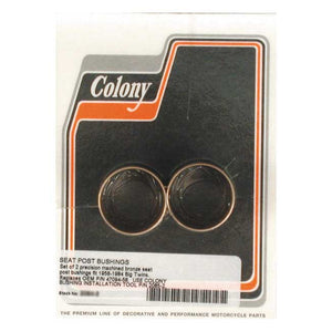 Colony Seat Post Bushing Set For Harley-Davidson