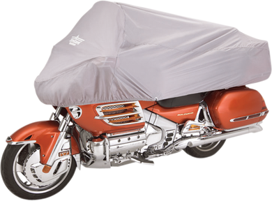 ULTRAGARD ULTRAGARD® CLASSIC HALF COVERS MOTORCYCLE COVER 1/2 GREY