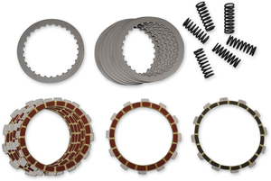 BARNETT CLUTCH KITS, DISCS AND SPRINGS CLUTCH KIT COMPLETE SUZ
