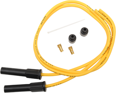 SUMAX 8MM PRO COMP WIRE KITS PLUG WIRES YELLOW