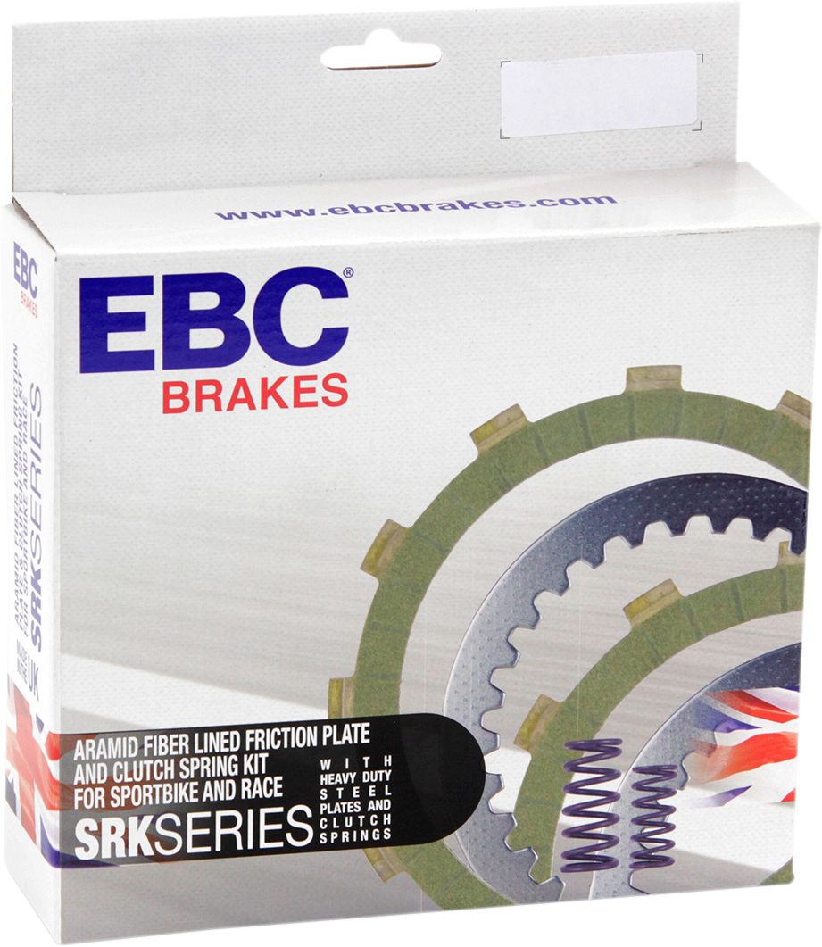 EBC EBC CLUTCH KITS, CLUTCH SPRINGS AND DIAPHRAGM SPRINGS CLUTCH KIT EBC ST SRK41