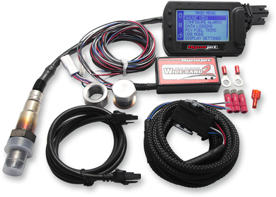 DYNOJET WIDE BAND 2 AIR/FUEL RATIO MONITOR WITH POD-300 DISPLAY WIDE BAND-2 W/POD300 DIS