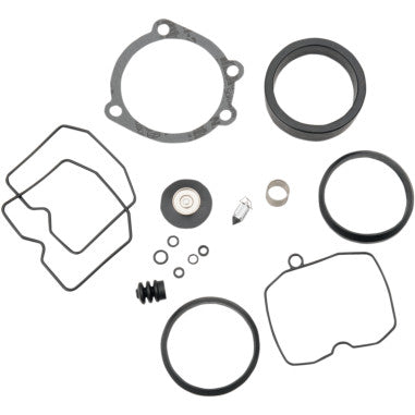 DRAG SPECIALTIES CARB REBUILD KIT FOR KEIHIN FOR HARLEY-DAVIDSON 1996 - 2006Kit includes all necessary parts to rebuild a CV-style Keihin carb  CARB REBUILD KIT FOR KEIHIN