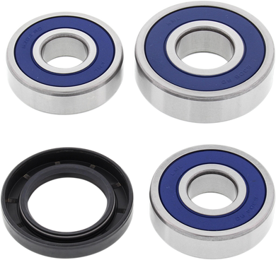 ALL BALLS WHEEL BEARING AND SEAL KITS WHEEL BEARING KIT 25-1362