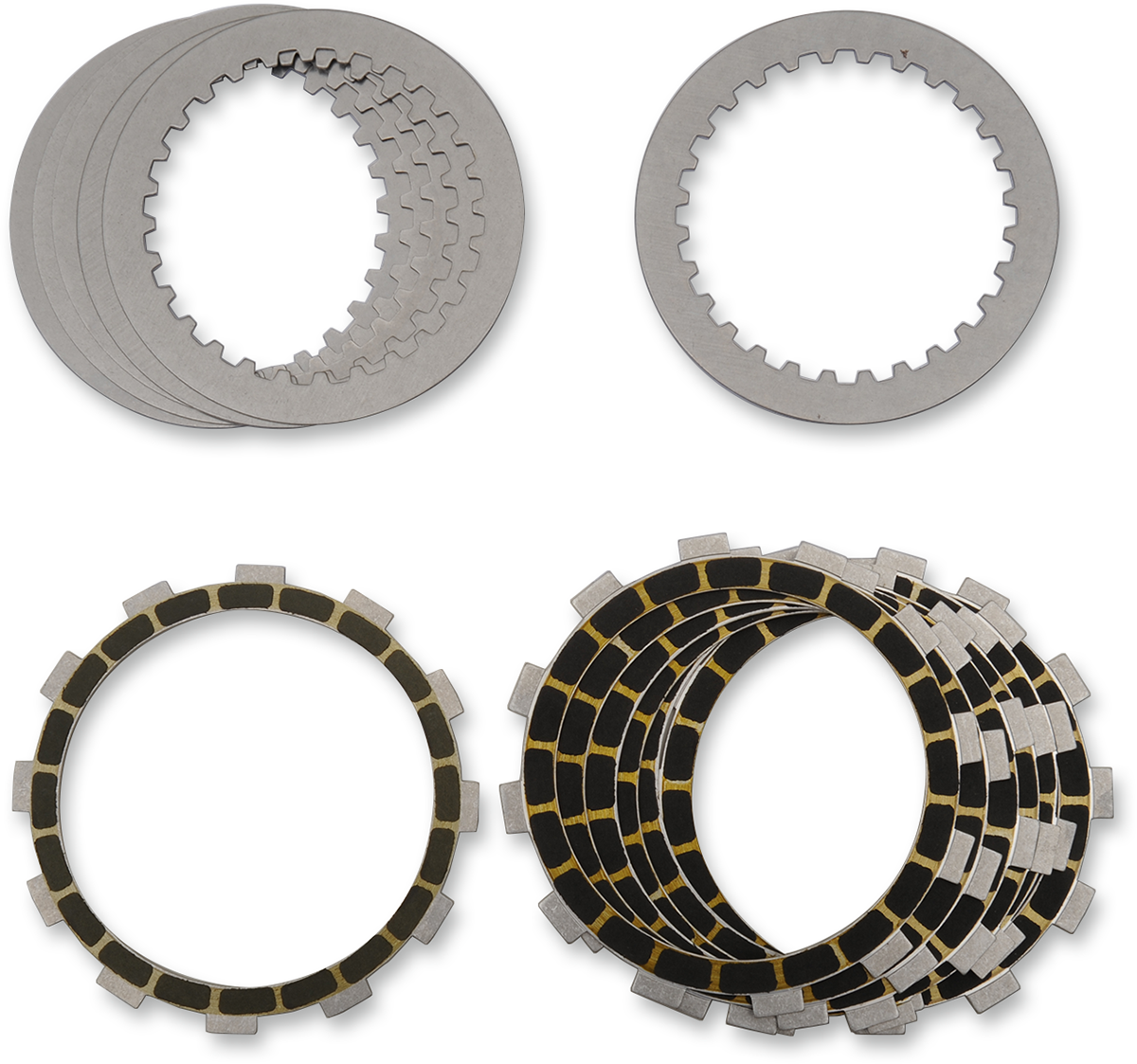 BARNETT CLUTCH KITS, DISCS AND SPRINGS CLUTCH PLATE KIT SUZ
