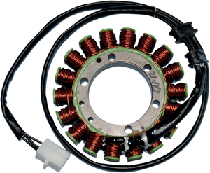 RICK'S MOTORSPORT ELECTRIC RECTIFIER/REGULATORS AND STATORS STATOR HONDA 21-143