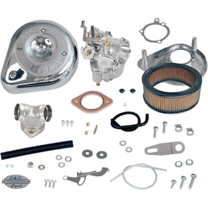 "S&S 11-0470 Super ""E"" Carburetor Kit For Harley-Davidson Sportster"