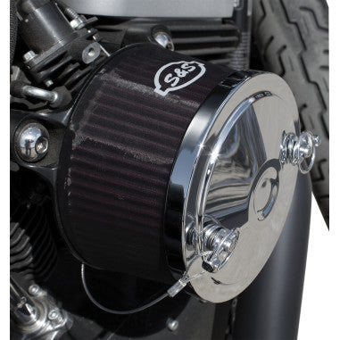 SUPER STOCK™ STEALTH AIR CLEANER KITS FOR HARLEY-DAVIDSON