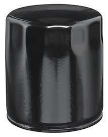 Amsoil EAOM134 Synthetic Media Black Oil Filter For Harley-Davidson